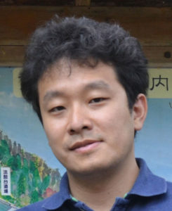 Portrait of Akihiro Hayashi