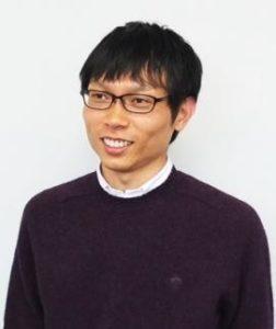 Portrait of Kohei Fujita