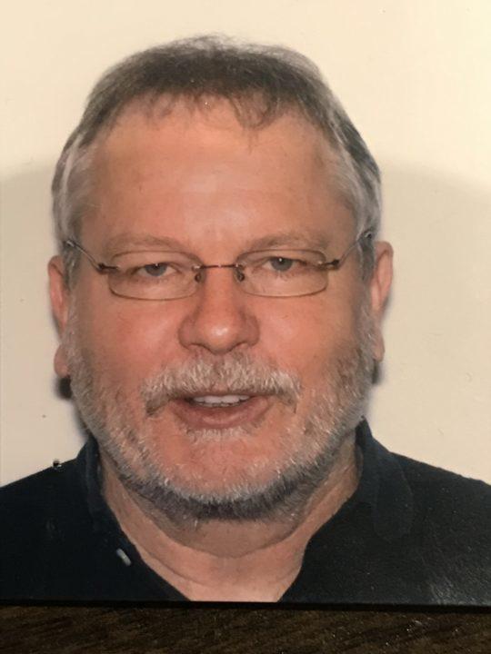 Portrait of Randy Allen